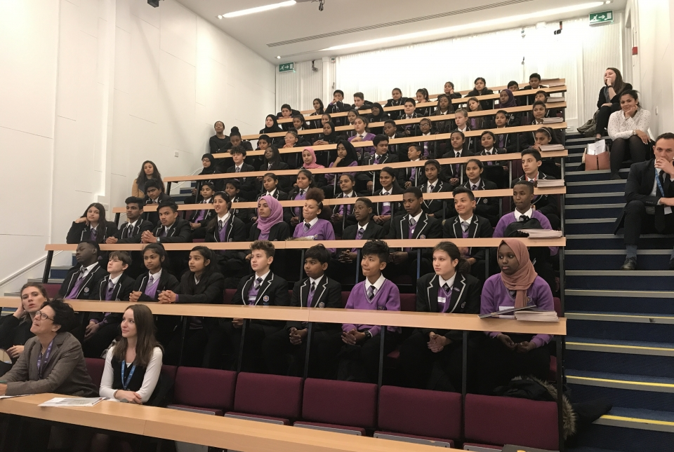 Year 9 Trips to University of Westminster 16th/17th ...